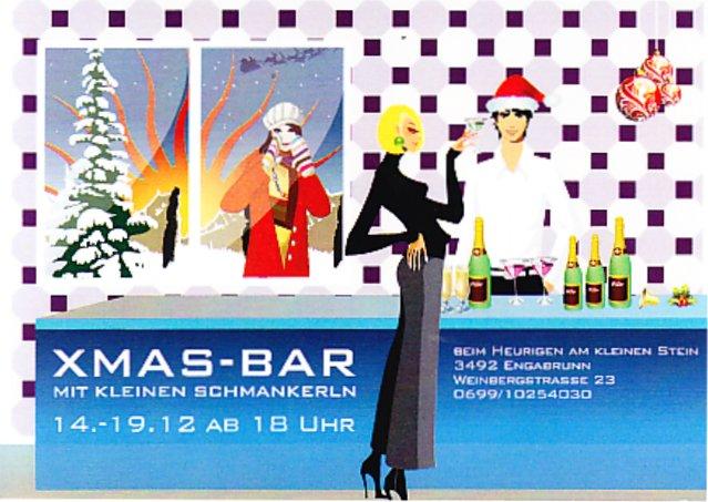 Christmas-Bar